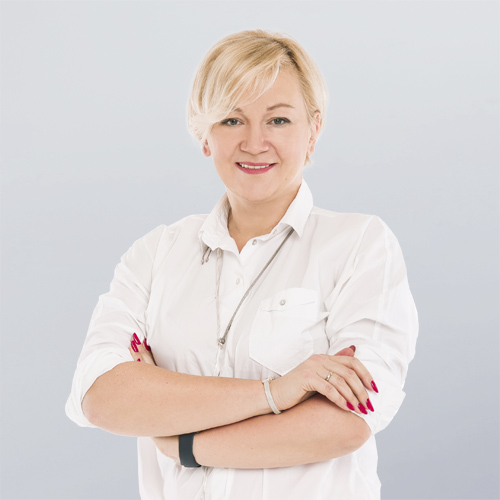 Александра Гранкова : Научный руководитель